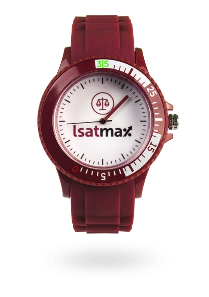 LSATMax Analog Watch