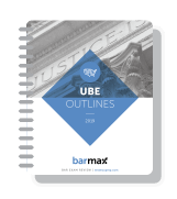 UBE Outlines Notebook
