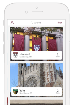 Law School Match App