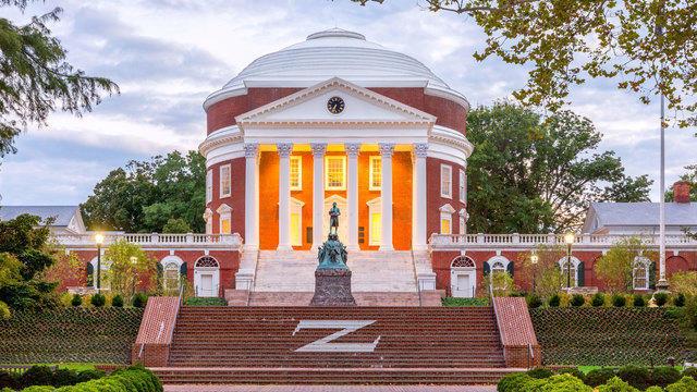Getting Into the University of Virginia School of Law - LSAT & GPA