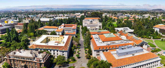 Berkeley Campus Overview