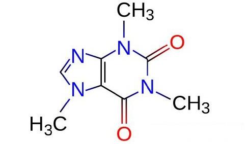 caffeine ph formula