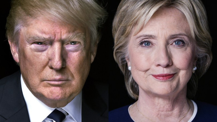 Trump v. Clinton Part 1