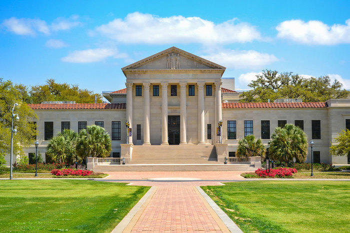 Louisiana State University Law School Building