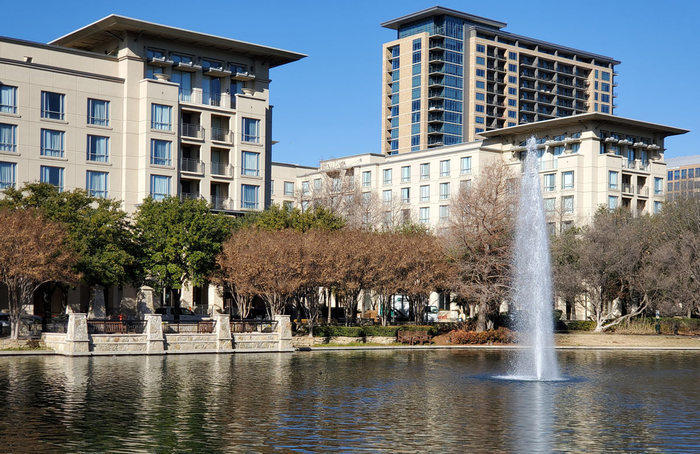 View of Plano, Texas