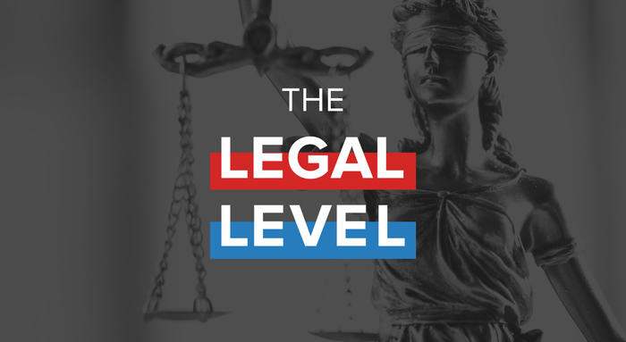 The Legal Level Podcast Cover Art