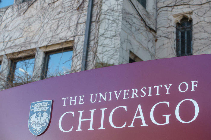 University of Chicago Sign