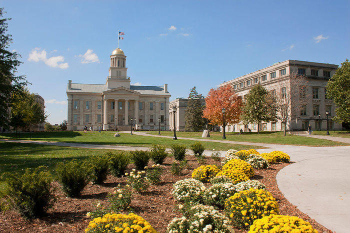 University of Iowa Campus