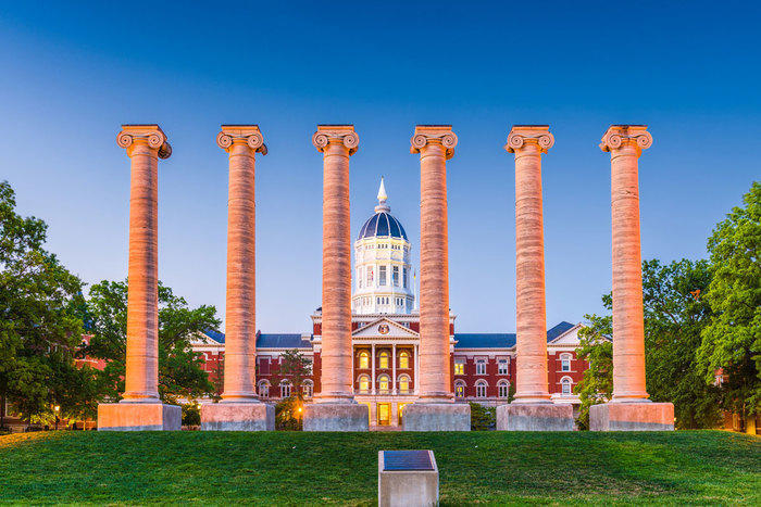 University of Missouri Campus Building