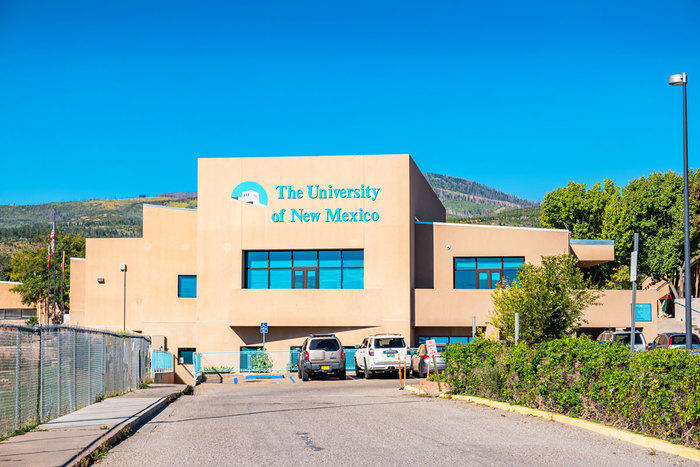 University of New Mexico Building