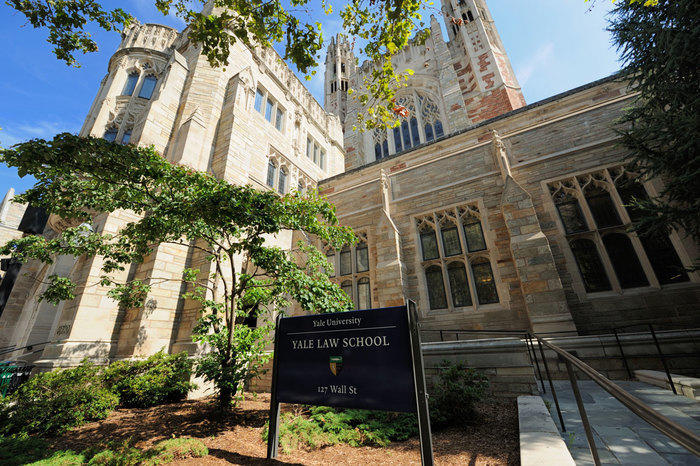 Yale Law School Building