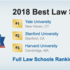 US News 2018 Law School Rankings